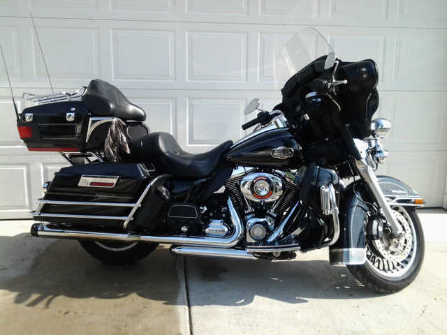 Immaculate Condition 2010 Harley - Davidson Touring Ultra Classic