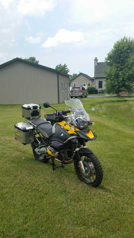 Very Nice 2010 R1200gs Adventurer Very Nice
