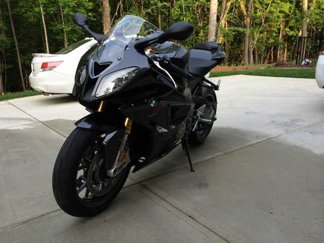 Very Well Conditions 2011 Bmw S1000rr Very Well Conditions