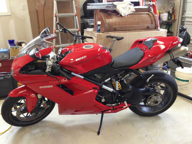 Very Very Good Conditions 2011 Ducati 1198 Very Very Good Conditi