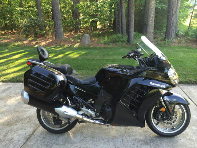 Runs And Drive2011 Kawasaki Concours 14 Abs Runs And Drives Great