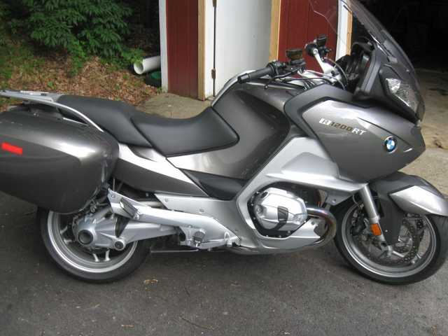 Very Well Conditions 2012 Bmw R1200rt Very Well Conditions
