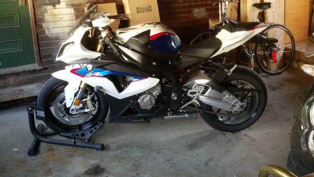 Beautiful Conditions 2012 Bmw S1000rrr Beautiful Conditions