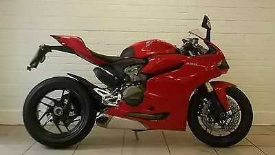 Never Been Down 2012 Ducati 1199 Panigale Never Been Down