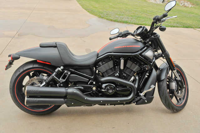 Very Nice 2012 Harley Davidson Night Rod Special Very Nice