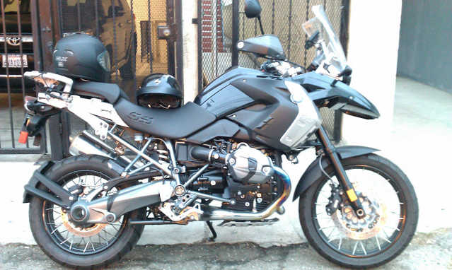 2012 Bmw R 1200 Gs At $2000