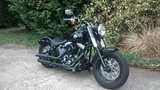 Mint Conditi2012 Harley Davidson Softail Slim Fls Mint Conditions