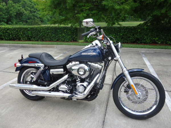Very Well Condition2012 Harley - Davidson Dyna Very Well Conditions