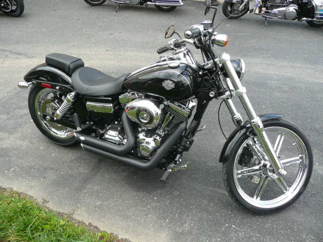 Beautiful Conditions 2012 Harley - Davidson Fxdwg Dyna Wide Glide