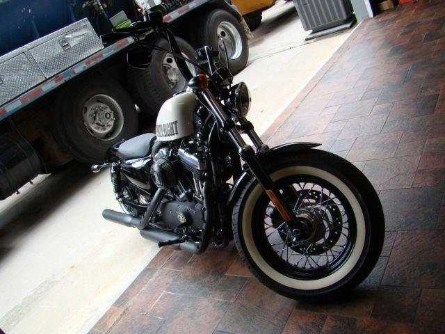 Superb Conditions 2012 Harley - Davidson Xl1200x Forty - Eight
