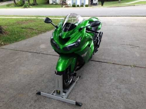 Very Very Good Conditio2012 Kawasaki Ninja Zx - 14r Special Edition