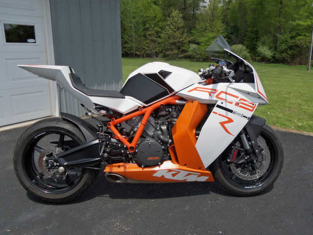 Great Shape 2012 Ktm Rc8 1190 Great Shape