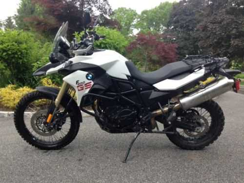 Absolutely Stunning 2013 Bmw F800gs Absolutely Stunning