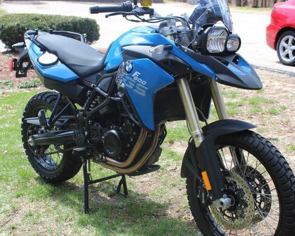 Immaculate Condition 2013 Bmw F800gs Dual Sport Immaculate Condit