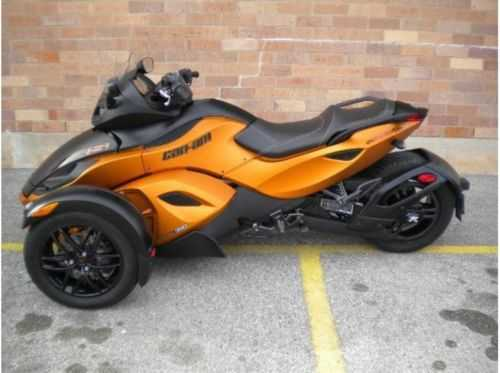Very Nice 2013 Can - Am Spyder Rs - S Se5 Very Nice