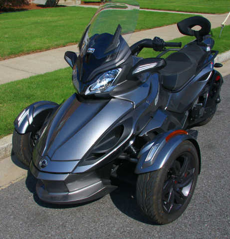 2013 Can - Am Spyder St - S Se5 Sport Touring Garage Kept