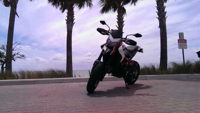 Great Riding Condition 2013 Ducati Hypermotard Sp