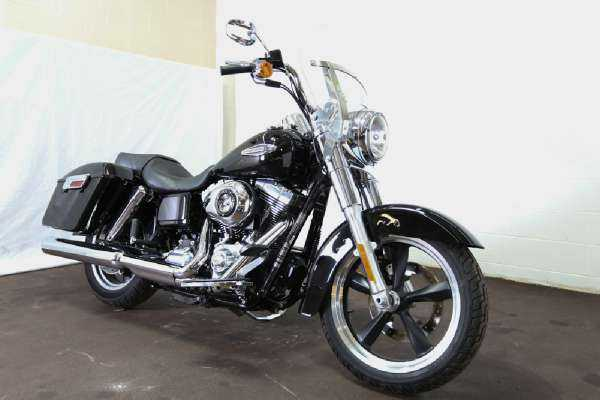 Runs Great 2013 Harley - Davidson Dyna Switchback Runs Great