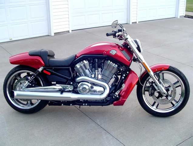 Extremely Clean 2013 Harley - Davidson Vrsc Extremely Clean