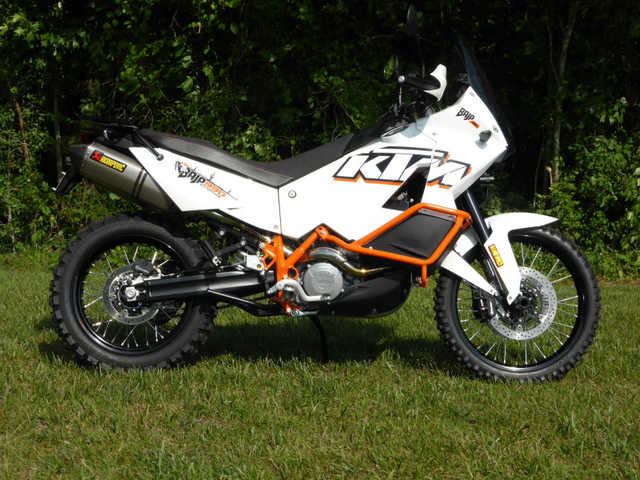 Runs And Drives 2013 Ktm 990 Adventure Baja Runs And Drives Great