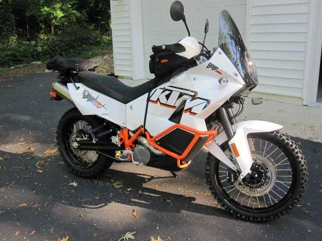 Very Cool 2013 Ktm 990 Adventure Baja Limited Edition Very Cool