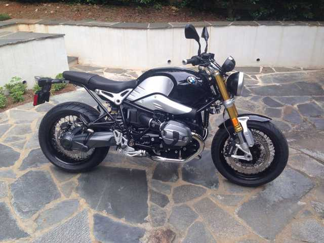 Very Well Conditions 2014 Bmw R Ninet Very Well Conditions