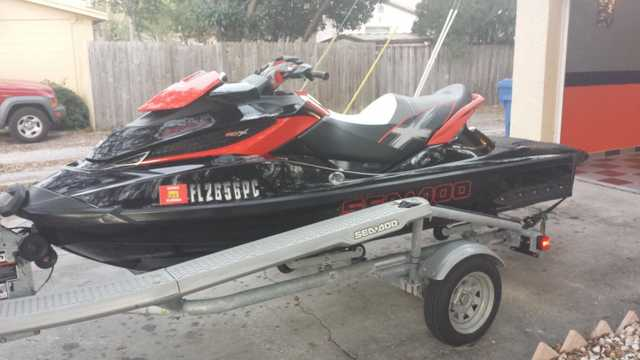2010 Sea - Doo Rxt - X Jetski At $2000