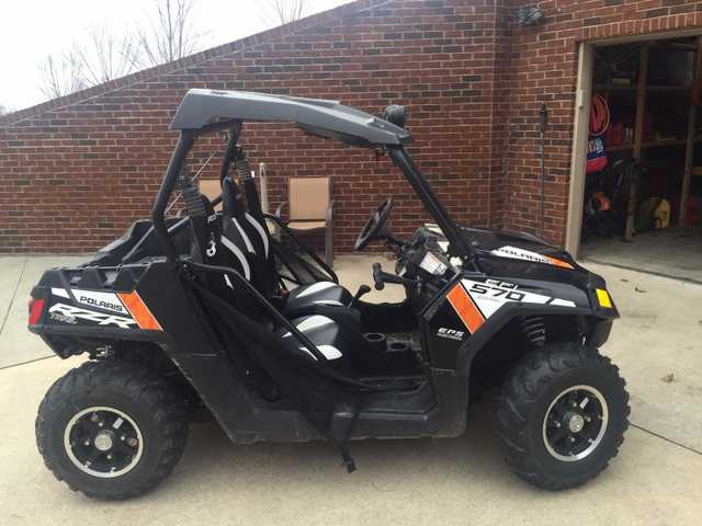 2013 Polaris Rzr At $2800