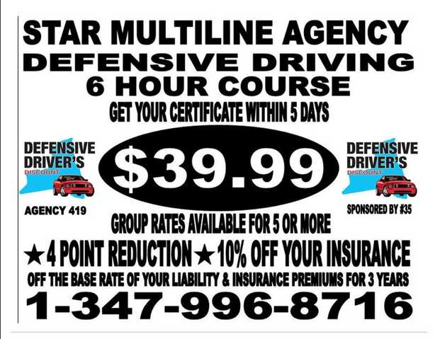 Get Your Deffensive Driving Course