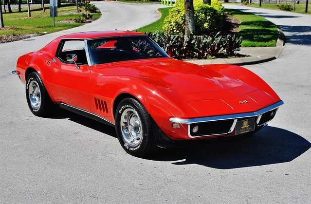 1968 Chevrolet Corvette At $4000