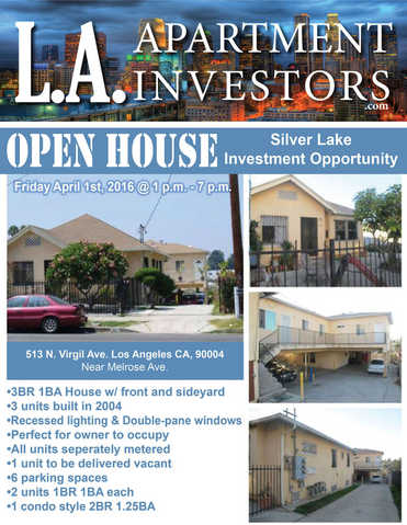 Silver Lake Investment Opportunity