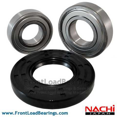 W10261338 Nachi High Quality Front Load Amana Washer Tub Bearing