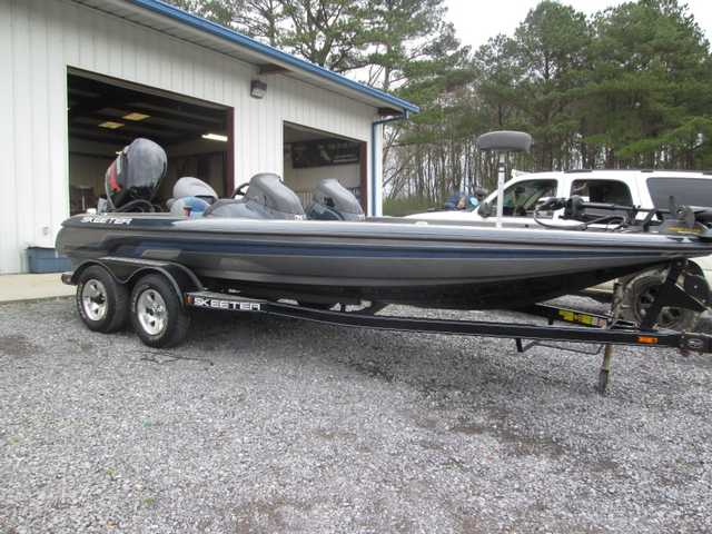 2007 Skeeter Zx225 Bass Boat At $2500