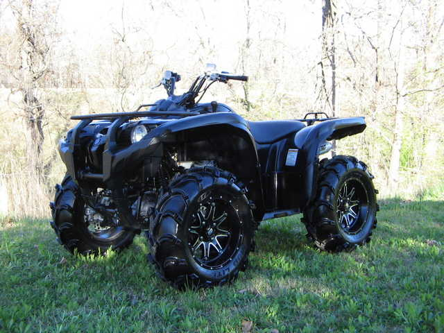 2014 Yamaha Grizzly 700fi At $2800