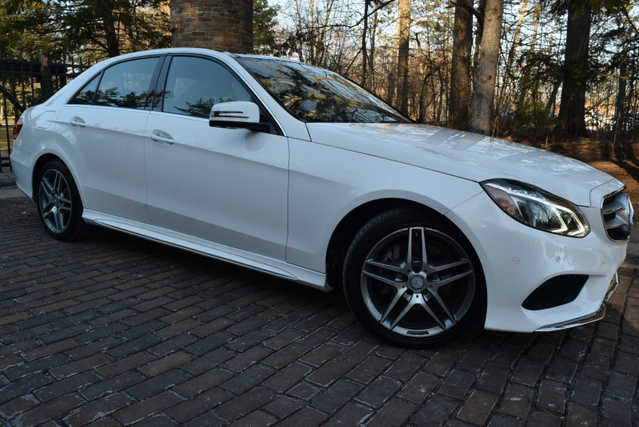2015 Mercedes - Benz E - Class Turbocharged - Edition