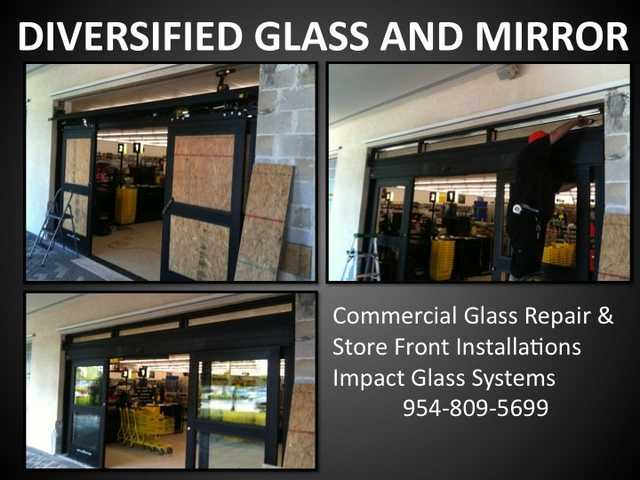 Miami * Broward Window Install & Replacement, Glass Repair, Mirror