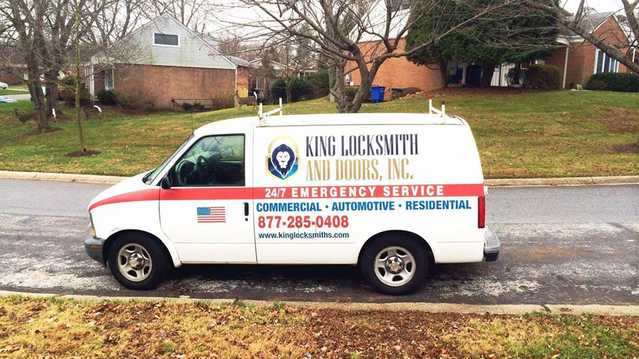 King Locksmith And Doors, Washington Metro Area|maryland Md.
