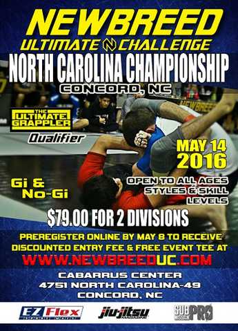 Newbreed North Carolina Championships