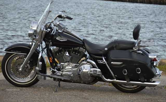2001 Harley - Davidson Touring Road King Classic