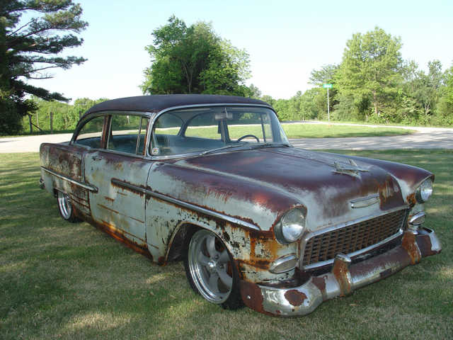 1955 Chevrolet Bel Air150210