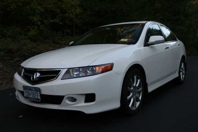 07 Acura Tsx A / T Lthr Heated Cd Changer
