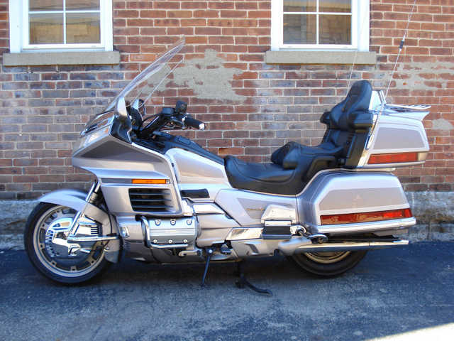 1999 Honda Gl1500 Se Goldwing