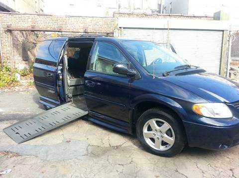 2005 Dodge Grand Caravan Sxt Wheelchair Mobility Handicap