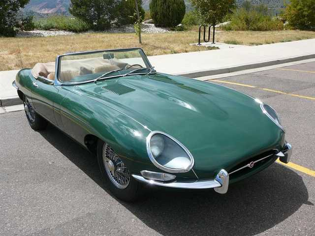 1965 Jaguar E - Type