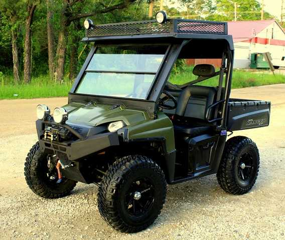 2010 Polaris Ranger Xp 800 Efi