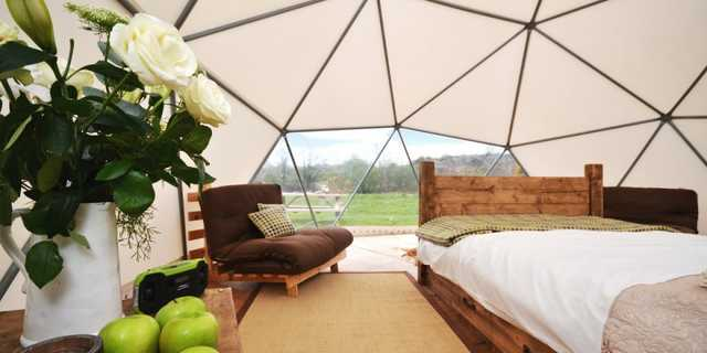 Glamping Mini Hotel Dome Tents For Sale