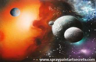 Learn Spray Paint Art From Alisa Amor