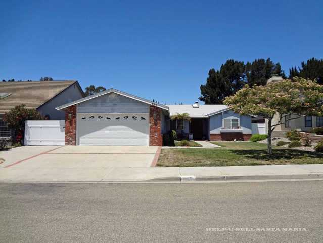 * Sold In 5 Days! - Firefox Dr, Orcutt