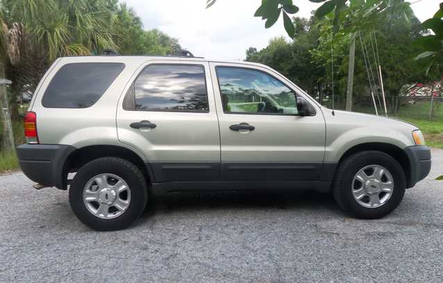 2004 Ford Escape V6