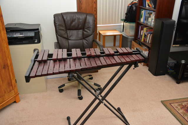 Stagg 3 - Octave Xylophone With Stand And Case - $325